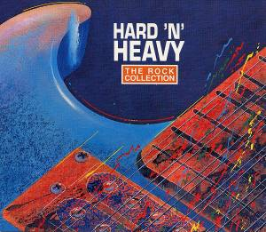 Cover - Headgirl: Hard 'n' Heavy - The Rock Collection