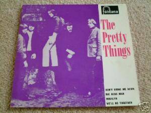 Cover - Pretty Things, The: Don't Bring Me Down