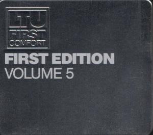 LTU First Comfort First Edition Volume 5 - Cover