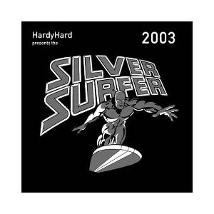 Cover - Hardy Hard: Silver Surfer 2003