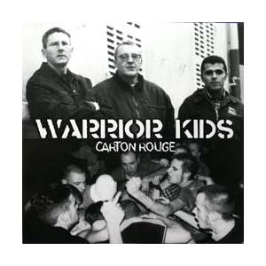 Cover - Warrior Kids: Carton Rouge