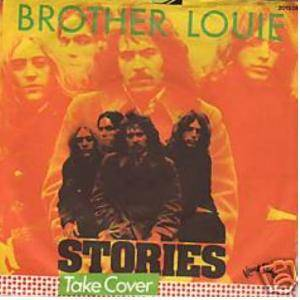Cover - Stories: Brother Louie