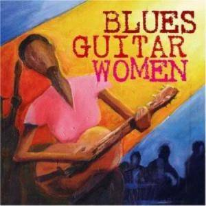 Cover - Debbie Davies: Blues Guitar Women