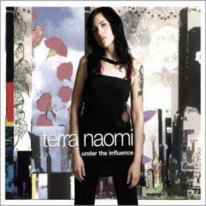 Cover - Terra Naomi: Under The Influence