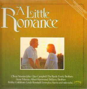 Little Romance, A - Cover