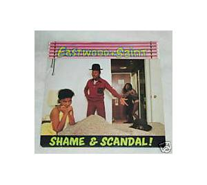 Cover - Clint Eastwood & General Saint: Shame & Scandal