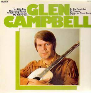 Cover - Glen Campbell: By The Time I Get To Phoenix