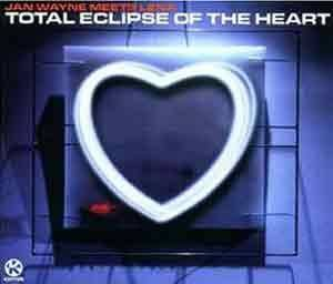 Cover - Jan Wayne Meets Lena: Total Eclipse Of The Heart