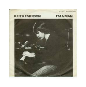 Cover - Keith Emerson: I'm A Man