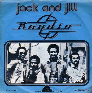 Cover - Raydio: Jack And Jill