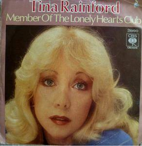 Cover - Tina Rainford: Member Of The Lonely Hearts Club