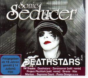Cover - Eli: Sonic Seducer - Cold Hands Seduction Vol. 91 (2009-02)