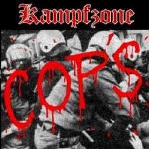 Kampfzone: Cops - Cover