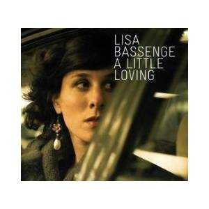 Lisa Bassenge: Little Loving, A - Cover