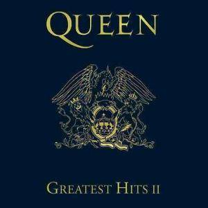 Queen: Greatest Hits II - Cover
