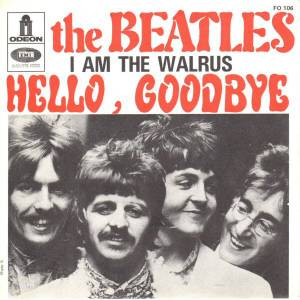 "The Beatles: Hello, Goodbye (7"") - Bild 1"