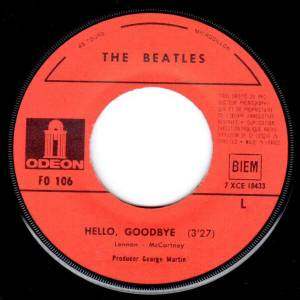 "The Beatles: Hello, Goodbye (7"") - Bild 4"