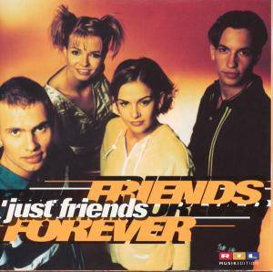 Cover - Just Friends: Friends Forever