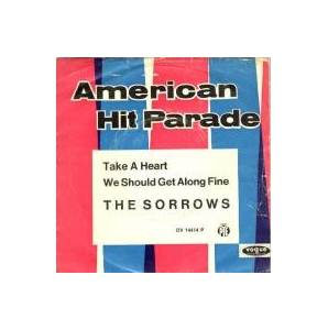 Cover - Sorrows, The: Take A Heart