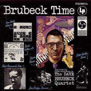 Cover - Dave Brubeck Quartet, The: Brubeck Time