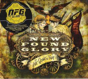 Cover - New Found Glory: Not Without A Fight