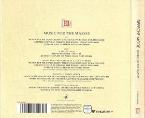 Depeche Mode: Music For The Masses (SACD + DVD) - Bild 3