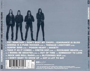 Ramones: Best Of The Chrysalis Years (CD) - Bild 2
