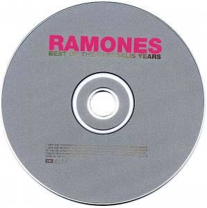 Ramones: Best Of The Chrysalis Years (CD) - Bild 3