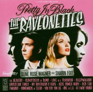 The Raveonettes: Pretty In Black - Cover