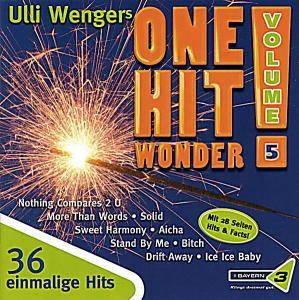 Ulli Wengers One Hit Wonder Vol. 05 - Cover
