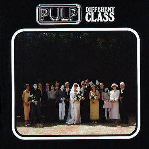 Cover - Pulp: Different Class
