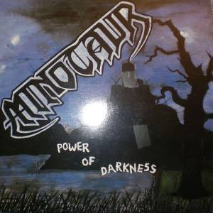 Minotaur: Power Of Darkness - Cover
