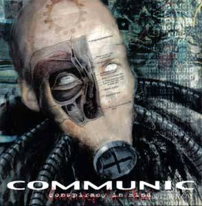 Cover - Communic: Conspiracy In Mind
