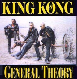 King Køng: General Theory - Cover