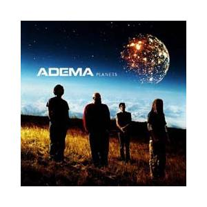 Cover - Adema: Planets