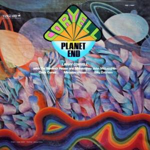 Larry Coryell: Planet End - Cover