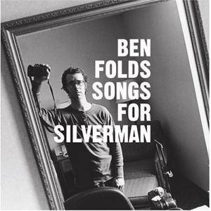 Ben Folds: Songs For Silverman - Cover