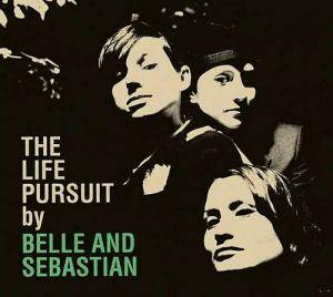 Belle And Sebastian: Life Pursuit, The - Cover