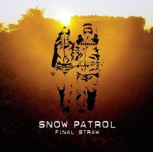 Snow Patrol: Final Straw - Cover