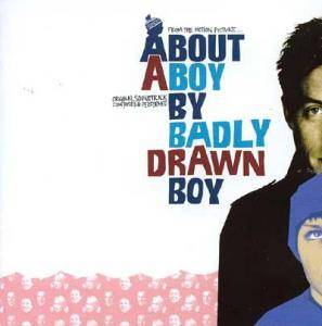 Cover - Badly Drawn Boy: About A Boy (O.S.T.)