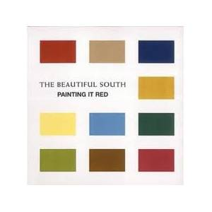 The Beautiful South: Painting It Red - Cover