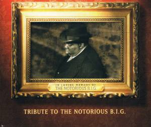Cover - Puff Daddy & Faith Evans Feat. 112: Tribute To The Notorious B.I.G.