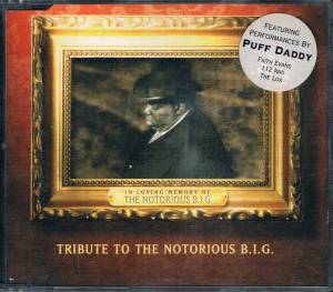 Puff Daddy & Faith Evans Feat. 112 / The LOX / 112: Tribute To The Notorious B.I.G. (Split-Single-CD) - Bild 2
