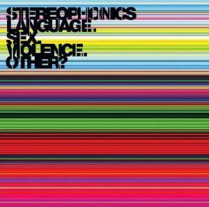 Cover - Stereophonics: Language. Sex. Violence. Other?