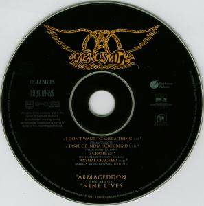 Aerosmith: I Don't Want To Miss A Thing (Single-CD) - Bild 3