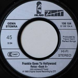 "Frankie Goes To Hollywood: Relax (7"") - Bild 3"