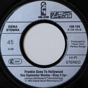 "Frankie Goes To Hollywood: Relax (7"") - Bild 4"