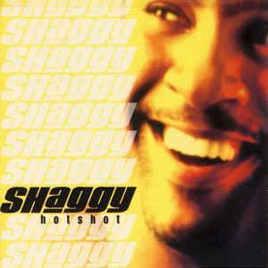 Shaggy: Hot Shot - Cover