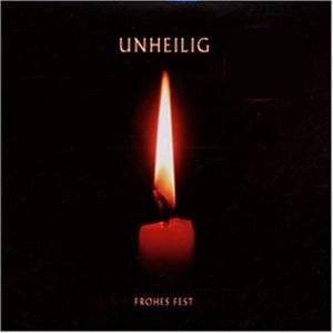 Unheilig: Frohes Fest - Cover