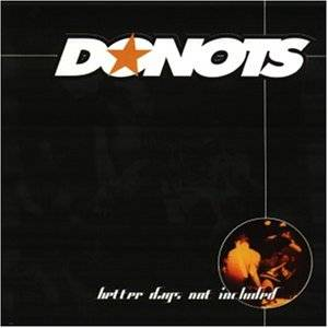 Cover - Donots: Better Days Not Included